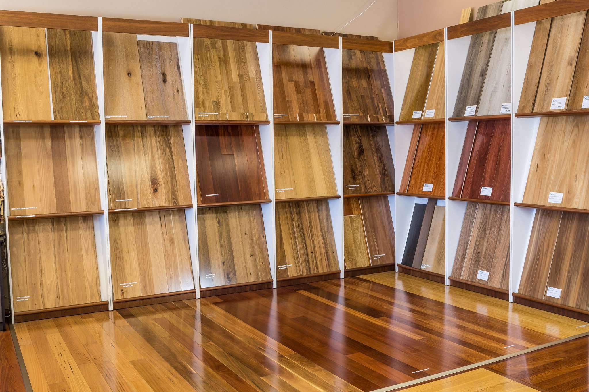 Perths Largest Range of Wood Floors